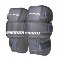 Warrior Ritual X hockey goalie knee protector - Intermediate