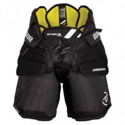 Warrior Ritual X hockey goalie pants - Junior