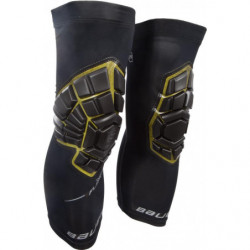 Bauer Elite hockey goalie knee protector - Senior