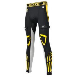 Elite Compression gel jock long pants - Senior