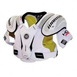 Warrior Dynasty HD PRO hockey shoulder pads - Junior