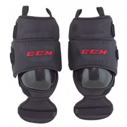 CCM KP 500 hockey goalie knee protector - Intermediate