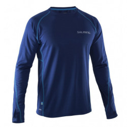 Salming long sleeve running shirt men - Senior