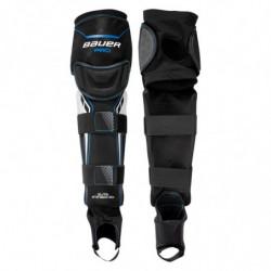 Bauer Pro street hockey leg pads - Senior