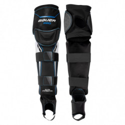 Bauer Pro street hockey leg pads - Junior