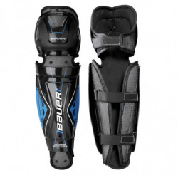 Bauer Performance street hockey leg pads - Junior