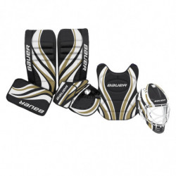 Bauer Recreational street goalie set - Youth