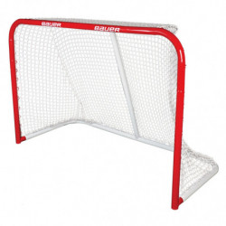 Bauer Official Pro metal hockey goal