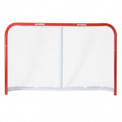 Base metal hockey goal 72''
