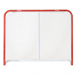 Base metal hockey goal 54""
