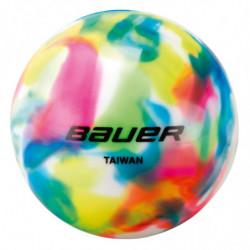 Bauer multicolor hockey ball