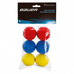 Bauer mini foam ball