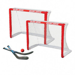 Bauer goal set for knee hockey