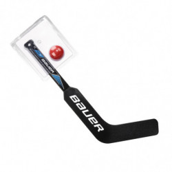 Bauer mini goalie stick set