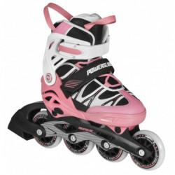 Powerslide Phuzion Orbit Girls skates for kids - Junior