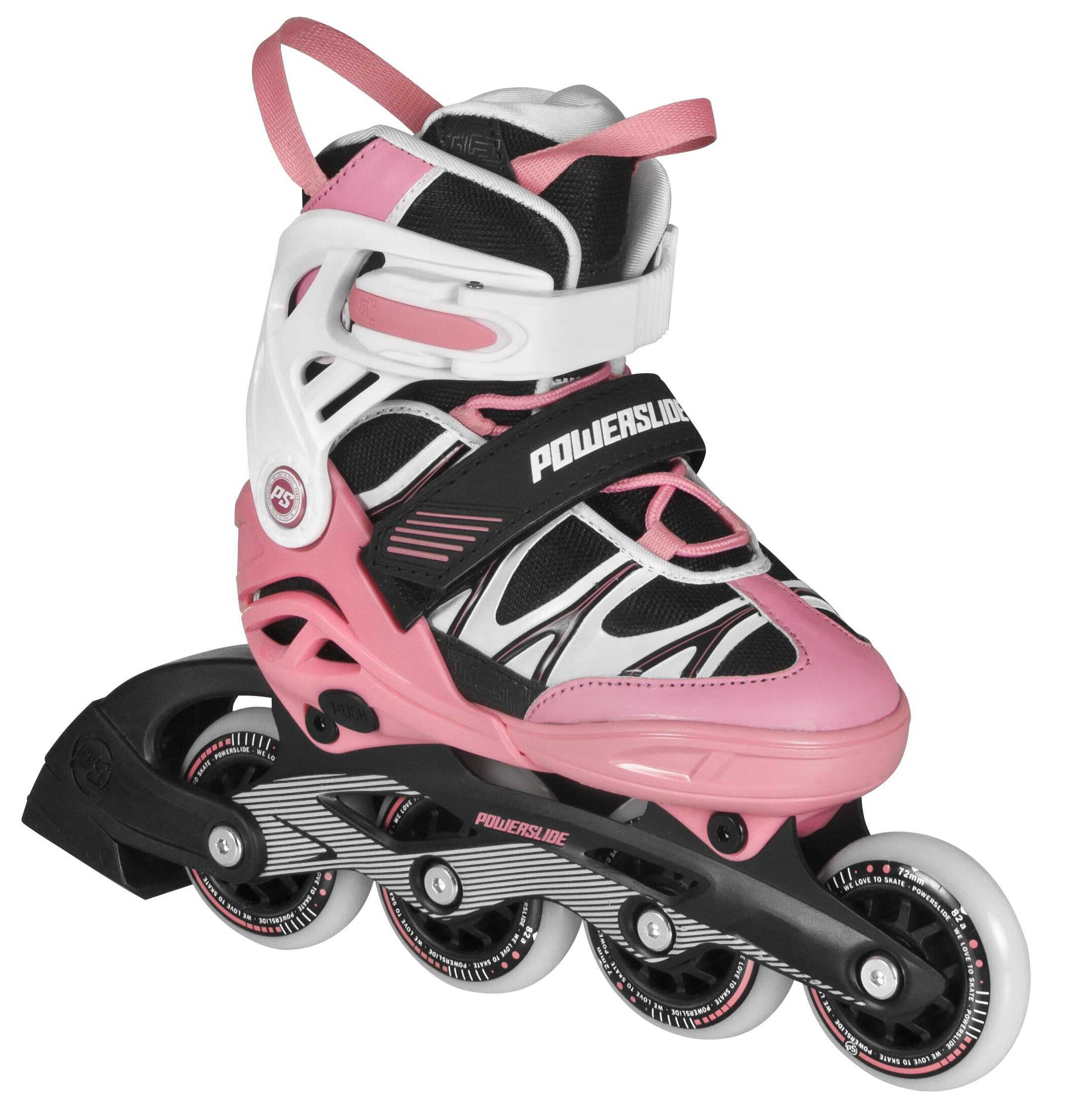 Powerslide Phuzion Orbit Girls skates for kids - Junior - iTAK Šport f10dfcbd3126