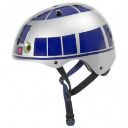 Powerslide Star Wars R2D2 helmet for inline skating - Junior