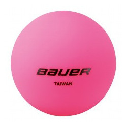Bauer ball for street hockey