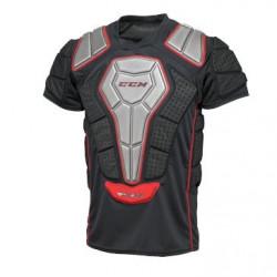 CCM RBZ inline hockey shoulder and chest pads - Junior