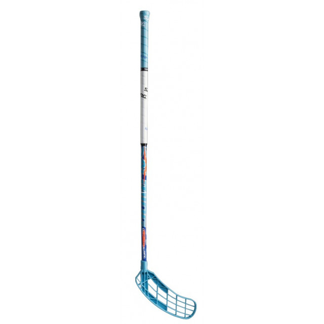Salming Q1 X-shaft KZ TC 3dg floorball stick - Senior