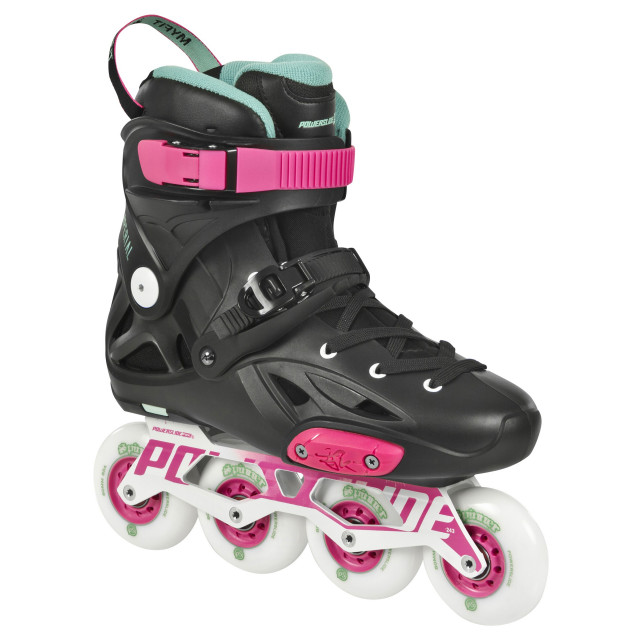 Powerslide Imperial One 80 freeskate inline skates - Senior