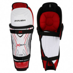 Bauer Vapor X800 hockey shin guards - Junior