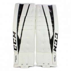 CCM Extreme Flex II 760 hockey goalie leg pads - Junior