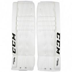 CCM Extreme Flex II 860 hockey goalie leg pads - Intermediate