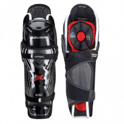 Bauer Vapor 1X hockey shin guards - Junior