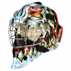 "Bauer NME 3 ""Devil"" hockey goalie mask - Senior"