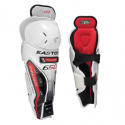 Easton Synergy 650 hockey shin guards - Senior