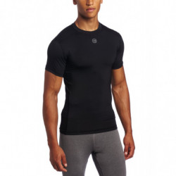Warrior basis comp toptight fit short sleeve hockey shirt - Senior
