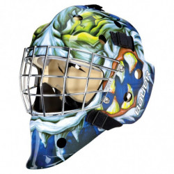 "Bauer NME 3 ""Mad Dog"" hockey goalie mask - Senior"