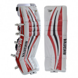 Vaughn Velocity XF hockey goalie leg pads - Intermediate