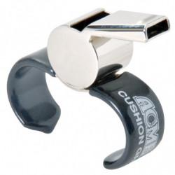 Acme metal hockey referee finger whistle