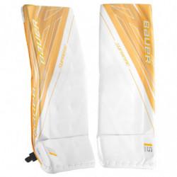 Bauer Supreme 1S hockey goalie leg pads - Senior
