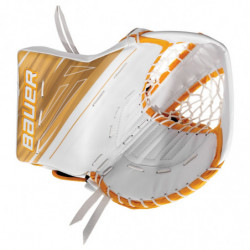 BAUER Supreme 1S hockey goalie catcher - Senior