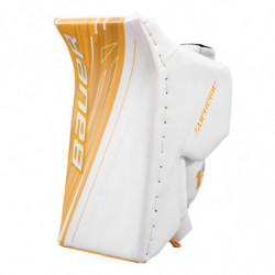BAUER Supreme 1S hockey goalie blocker - Senior