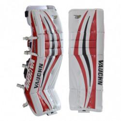 Vaughn Velocity XF PRO hockey goalie leg pads - Senior