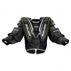 Bauer Supreme S170 hockey goalie chest & arm protector - Junior