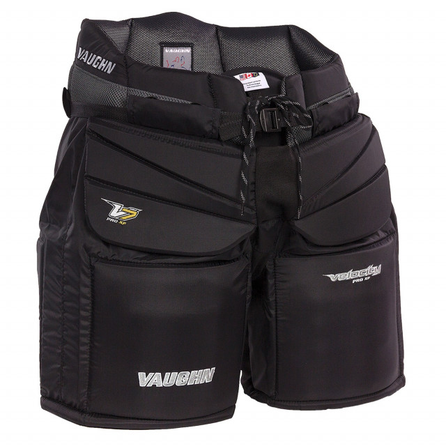 Vaughn Velocity XF PRO hockey goalie pants - Senior