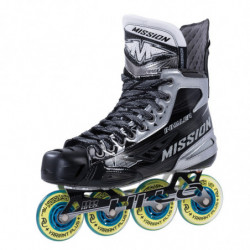 Mission Inhaler  NLS:2 inline hockey skates - Senior