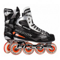 Mission Inhaler  NLS:3 inline hockey skates - Senior