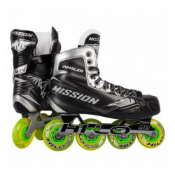 Mission Inhaler NLS:4 inline hockey skates - Senior