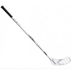 Salming Q5 X-shaft KZ TC 3dg floorball stick - Senior