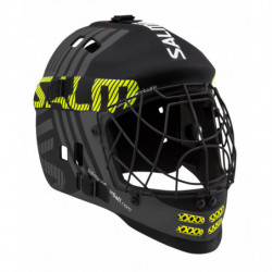 Salming Core floorball goalie helmet - Junior