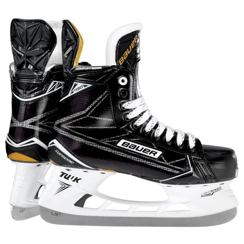 Bauer Supreme S190 hockey ice skates - Junior