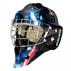 "Bauer NME 3 Star Wars ""Troopers"" hockey goalie mask - Senior"
