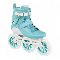 Powerslide Swell Peach 125 fitness skates - Senior