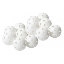 X3M Campus Floorball ball 10-pack